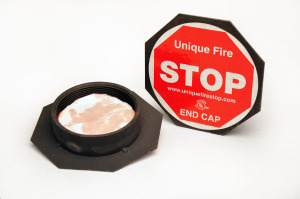 Unique Fire Stop Products Threaded Endcaps for Empty Sleeves