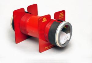 UNIQUE Fire Stop Split Sleeve Firestop System