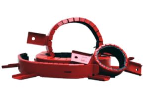 UNIQUE Firestop Pipe Collar for Plastic Pipes.