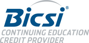 BICSI continuing education credits