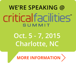 Critical Facilities Summit 2015